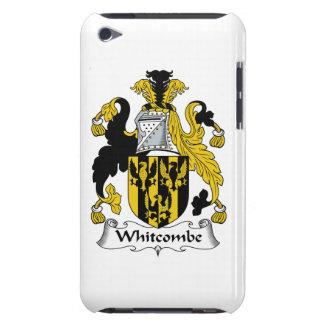 Escudo de la familia de Whitcombe Case-Mate iPod Touch Fundas