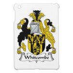 Escudo de la familia de Whitcombe iPad Mini Carcasas