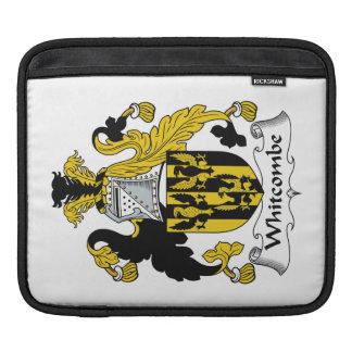 Escudo de la familia de Whitcombe Manga De iPad