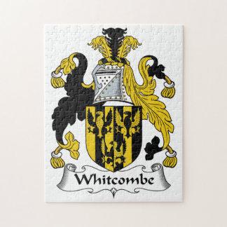 Escudo de la familia de Whitcombe Rompecabezas