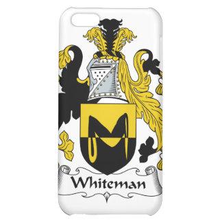 Escudo de la familia de Whiteman