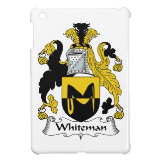 Escudo de la familia de Whiteman iPad Mini Funda