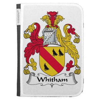 Escudo de la familia de Whitham