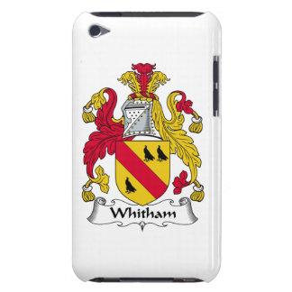 Escudo de la familia de Whitham iPod Touch Protectores