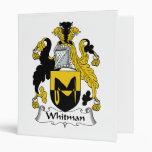 Escudo de la familia de Whitman