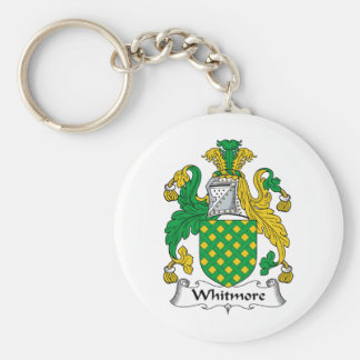 Escudo de la familia de Whitmore Llavero