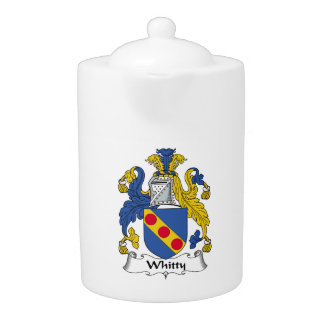 Escudo de la familia de Whitty