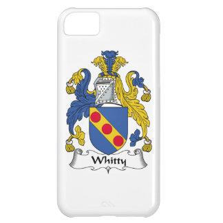 Escudo de la familia de Whitty Funda Para iPhone 5C