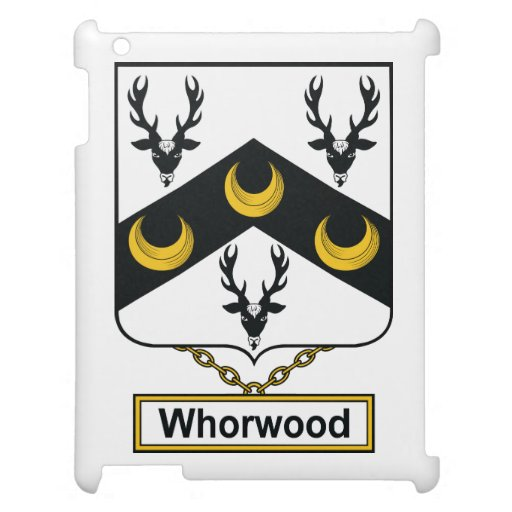 Escudo de la familia de Whorwood