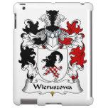 Escudo de la familia de Wieruszowa