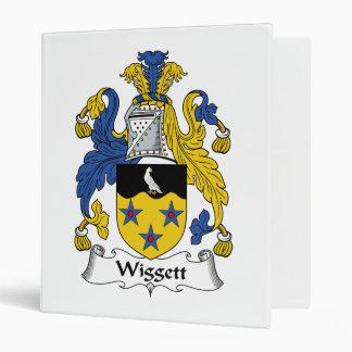 """Escudo de la familia de Wiggett Carpeta 1"""""""