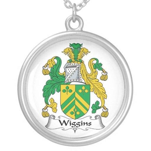 Escudo de la familia de Wiggins Joyerias