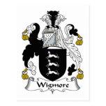 Escudo de la familia de Wigmore Postal