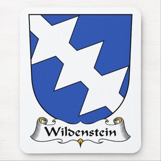 Escudo de la familia de Wildenstein Tapete De Ratón