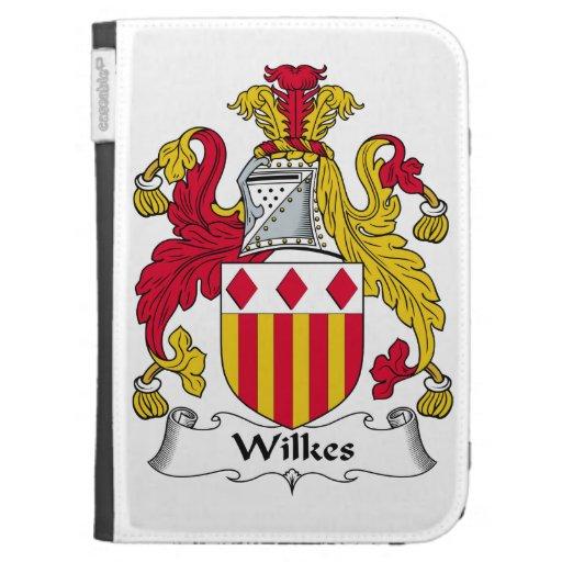 Escudo de la familia de Wilkes