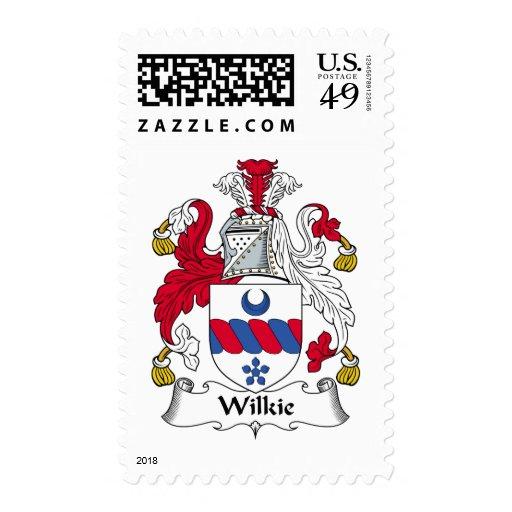 Escudo de la familia de Wilkie