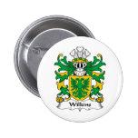 Escudo de la familia de Wilkins Pins