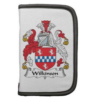 Escudo de la familia de Wilkinson Organizadores