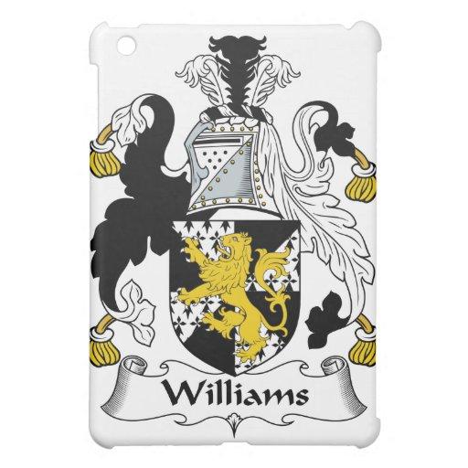 Escudo de la familia de Williams