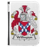 Escudo de la familia de Willington