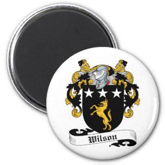 Escudo de la familia de Wilson Imán Redondo 5 Cm