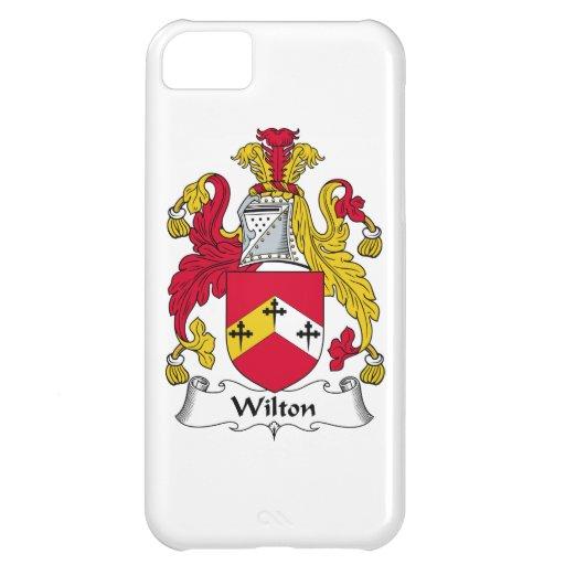 Escudo de la familia de Wilton