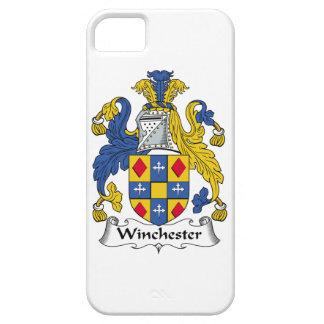 Escudo de la familia de Winchester iPhone 5 Protectores