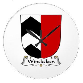 Escudo de la familia de Winckelzen Relojes
