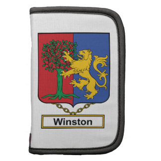Escudo de la familia de Winston Planificador