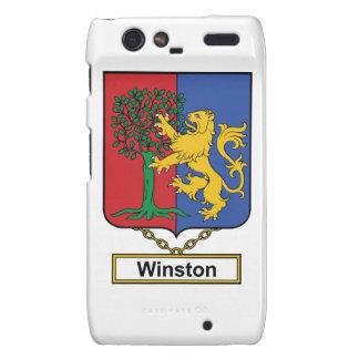 Escudo de la familia de Winston Droid RAZR Carcasa