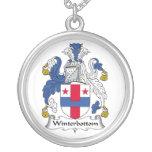 Escudo de la familia de Winterbottom Grímpola