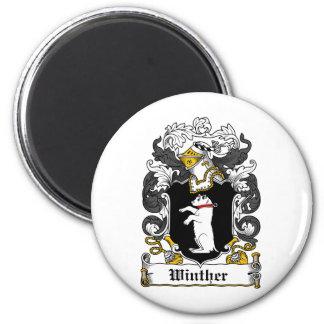 Escudo de la familia de Winther Iman De Frigorífico