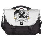 Escudo de la familia de Wintoun Bolsa Para Ordenador
