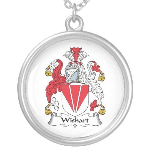 Escudo de la familia de Wishart Collar