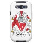 Escudo de la familia de Wishart Galaxy SIII Cárcasas