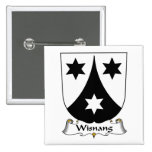 Escudo de la familia de Wisnang Pins