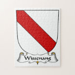 Escudo de la familia de Wissenang Puzzles Con Fotos