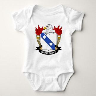 Escudo de la familia de Wistar T Shirt