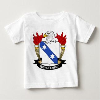 Escudo de la familia de Wistar Tshirts