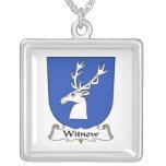 Escudo de la familia de Witnow Grimpolas