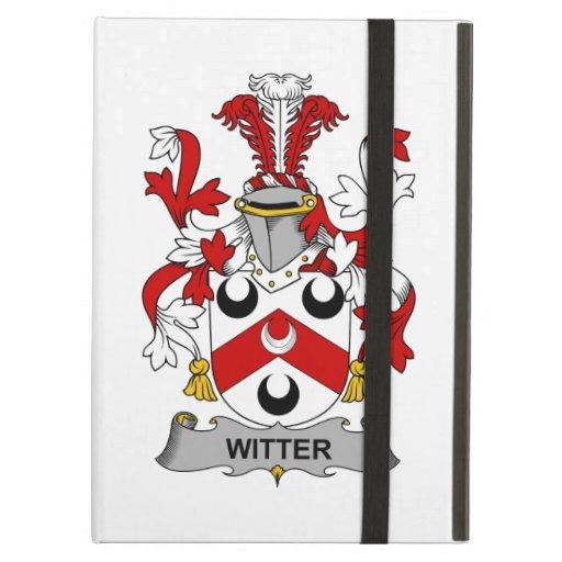 Escudo de la familia de Witter