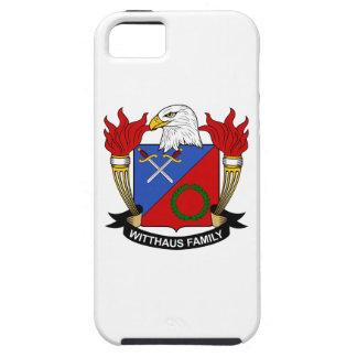 Escudo de la familia de Witthaus iPhone 5 Cárcasas