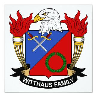 Escudo de la familia de Witthaus Anuncio