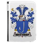 Escudo de la familia de Wittrop