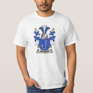 Escudo de la familia de Wittrup Camisas