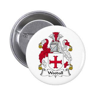 Escudo de la familia de Woodall Pin