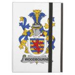 Escudo de la familia de Woodbourne
