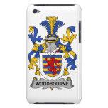 Escudo de la familia de Woodbourne Case-Mate iPod Touch Fundas