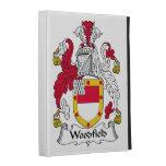 Escudo de la familia de Woodfield