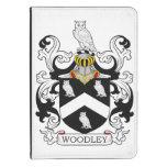 Escudo de la familia de Woodley Funda De Kindle 4